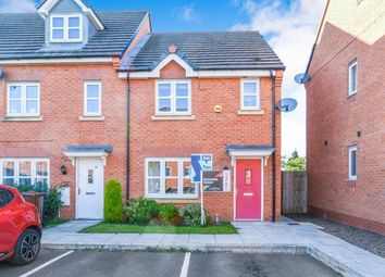 Thumbnail 3 bed end terrace house for sale in Waymark Gardens, Sutton Manor, St. Helens, Merseyside