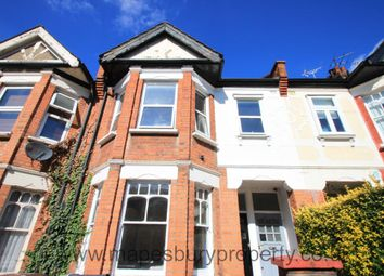 Thumbnail 3 bedroom flat to rent in Mora Road, London