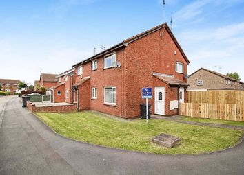 Thumbnail 1 bed semi-detached house to rent in Howdale Road, Sutton-On-Hull, Hull