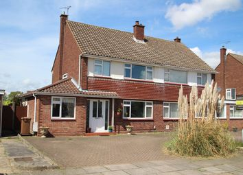 Thumbnail 4 bed semi-detached house for sale in Penshurst Road, Ipswich