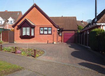 Thumbnail 3 bedroom bungalow for sale in Danesbower Lane, Blofield, Norwich
