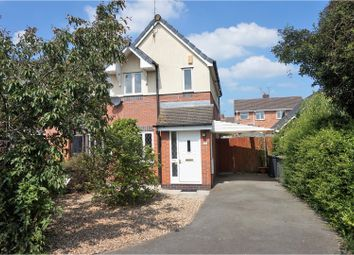 Thumbnail 2 bed semi-detached house for sale in Sedgefield Road, Chester