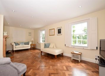 Thumbnail 4 bed detached house for sale in The Street, Mereworth, Maidstone, Kent