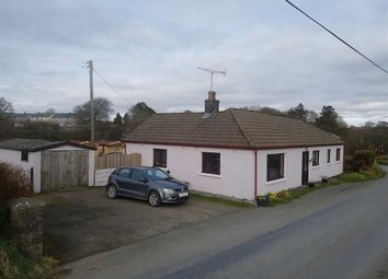 Thumbnail 3 bed detached bungalow for sale in Swyddffynnon, Ystrad Meurig