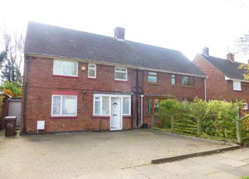 Thumbnail 3 bed semi-detached house for sale in Eastfield Road, Duston, Northampton