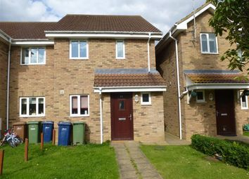 Thumbnail 2 bedroom property to rent in The Croft, Christchurch, Wisbech