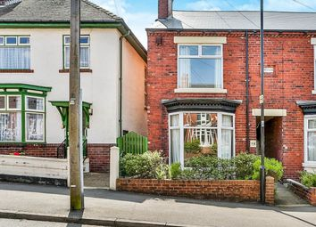 Thumbnail 3 bed terraced house for sale in Linscott Road, Sheffield