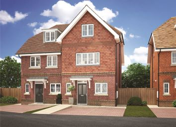 Thumbnail 3 bed semi-detached house for sale in Whyteleafe Road, Caterham, Surrey