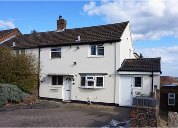 Thumbnail 4 bed semi-detached house for sale in Chiltern Drive, Rickmansworth