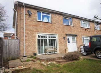 Thumbnail 4 bed semi-detached house for sale in Solent Gardens, Freshwater