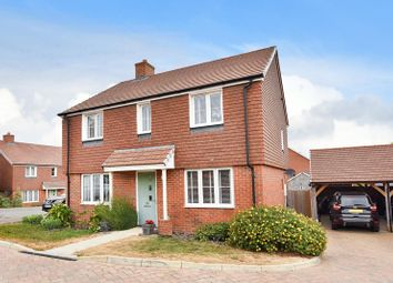 4 bed detached house for sale in Wood Sage Way, Stone Cross, Pevensey BN24