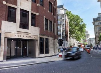Thumbnail Serviced office to let in 20 Little Britain, London