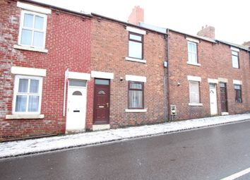 Thumbnail 2 bed terraced house for sale in Byron Street, Easington Colliery, Peterlee