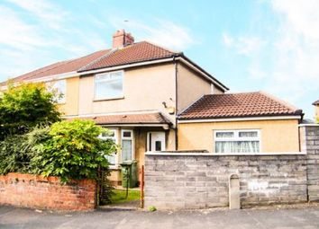 Thumbnail 2 bed semi-detached house for sale in Wilshire Avenue, Hanham, Bristol