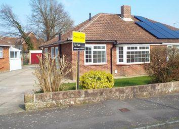 Thumbnail 2 bed bungalow for sale in Belmont Close, Stubbington, Fareham