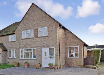 Thumbnail 3 bed end terrace house for sale in Smallcutts Avenue, Southbourne, West Sussex