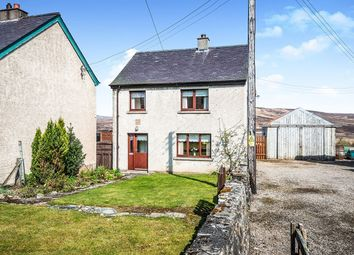 Thumbnail 3 bed detached house for sale in Altnaharra, Altnaharra, Lairg, Sutherland
