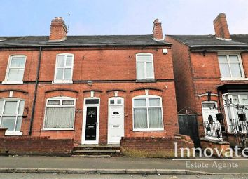 Thumbnail 2 bed end terrace house to rent in Fletchers Lane, Willenhall