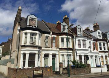Thumbnail 3 bed flat to rent in Pember Road, Kensal Green, London