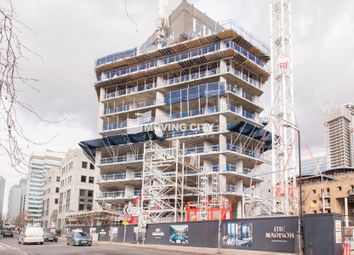 Thumbnail 1 bed flat for sale in The Madison, Marsh Wall, Canary, Wharf