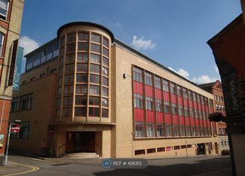 Thumbnail 1 bed flat to rent in Guildhall Road, Northampton