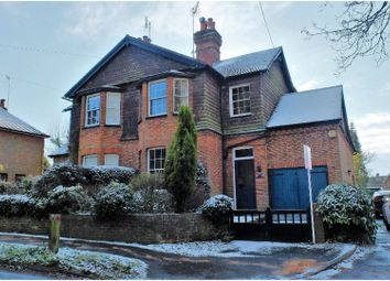 Thumbnail 5 bed semi-detached house for sale in Village Street, Dorking