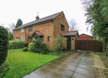 Thumbnail 3 bed semi-detached house for sale in Brookfield Close, Stainton Le Vale