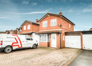 Thumbnail 3 bed link-detached house for sale in Newdigate Road, Bedworth, Warwickshire