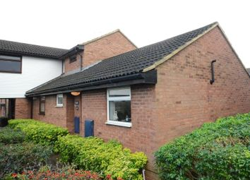 Thumbnail 1 bed bungalow to rent in Fleetham Gardens, Lower Earley, Reading