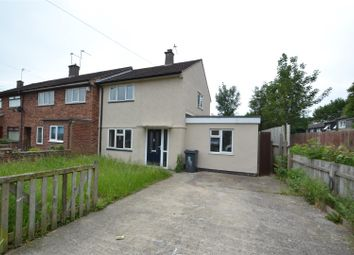 Thumbnail 2 bed semi-detached house for sale in Swinford Avenue, Glen Parva, Leicester