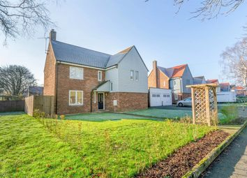 Thumbnail 3 bed detached house for sale in Stephenson Close, West Raynham, Fakenham