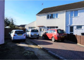 Thumbnail 2 bed end terrace house for sale in Ashley Close, Havant