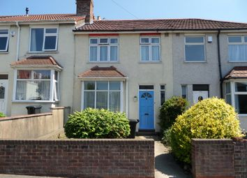 Thumbnail 4 bedroom terraced house to rent in Dovercourt Road, Horfield, Bristol