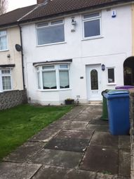 Thumbnail 3 bed terraced house to rent in Winskill Road, Norris Green