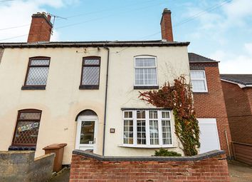 Thumbnail 3 bed terraced house for sale in Moat Street, Church Gresley, Swadlincote