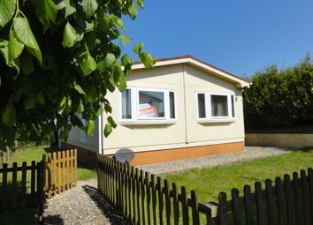 Thumbnail 2 bed mobile/park home for sale in Leigh Cross, Kingsbridge