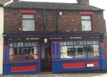 Thumbnail Pub/bar for sale in Paradise Street, Tunstall, Stoke-On-Trent