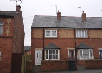 Thumbnail 3 bed property to rent in Glanaber Terrace, Oak Street, Oswestry