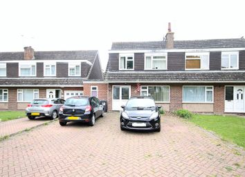 Thumbnail 5 bed semi-detached house to rent in Salisbury Road, Canterbury