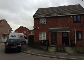 Thumbnail 2 bed end terrace house to rent in Blossom Close, Dagenham