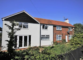 Thumbnail 6 bed detached house for sale in Botley Road, Burridge, Southampton