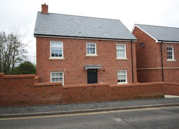 Thumbnail 3 bed detached house to rent in Tumbling Weir Way, Ottery St. Mary