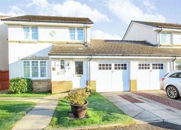 Thumbnail 3 bed link-detached house for sale in Harrysmuir Gardens, Pumpherston, Livingston, West Lothian