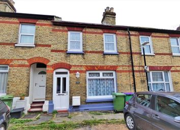 Thumbnail 2 bed terraced house for sale in James Street, Folkestone
