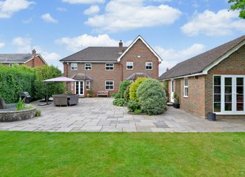 Thumbnail 5 bed detached house for sale in Avenue Road, Cranleigh
