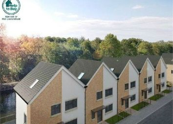 Thumbnail 3 bedroom town house for sale in Fontana, The Embankment, Leach Lane, Mexborough, Rotherham, South Yorkshire