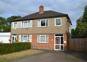 Thumbnail 3 bed semi-detached house for sale in Beel Close, Little Chalfont, Amersham