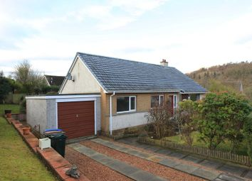 Thumbnail 3 bed detached bungalow for sale in Montrose Avenue, Crieff