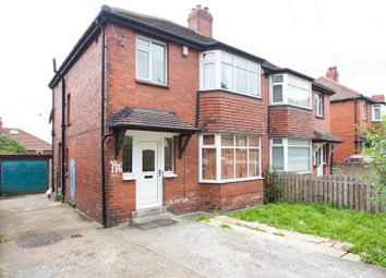 Thumbnail 3 bed semi-detached house for sale in Kirkstall Hill, Leeds