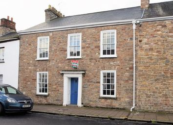 Thumbnail 4 bedroom terraced house to rent in Brook Street, Bampton, Tiverton